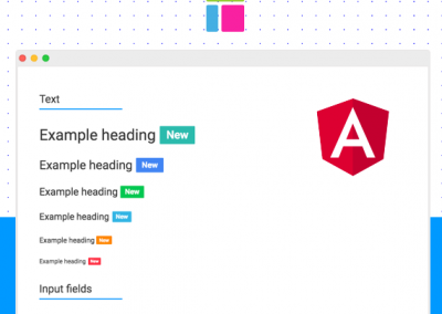 Angular Widget Library